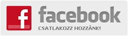 Csatlakozz Facebook oldalunkhoz!